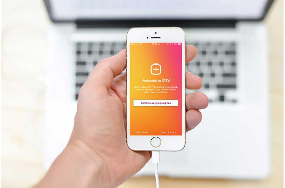 businesses utilize Instagram TV