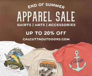 Calcutta Apparel Sale