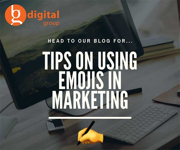 Tips on using Emojis in marketing