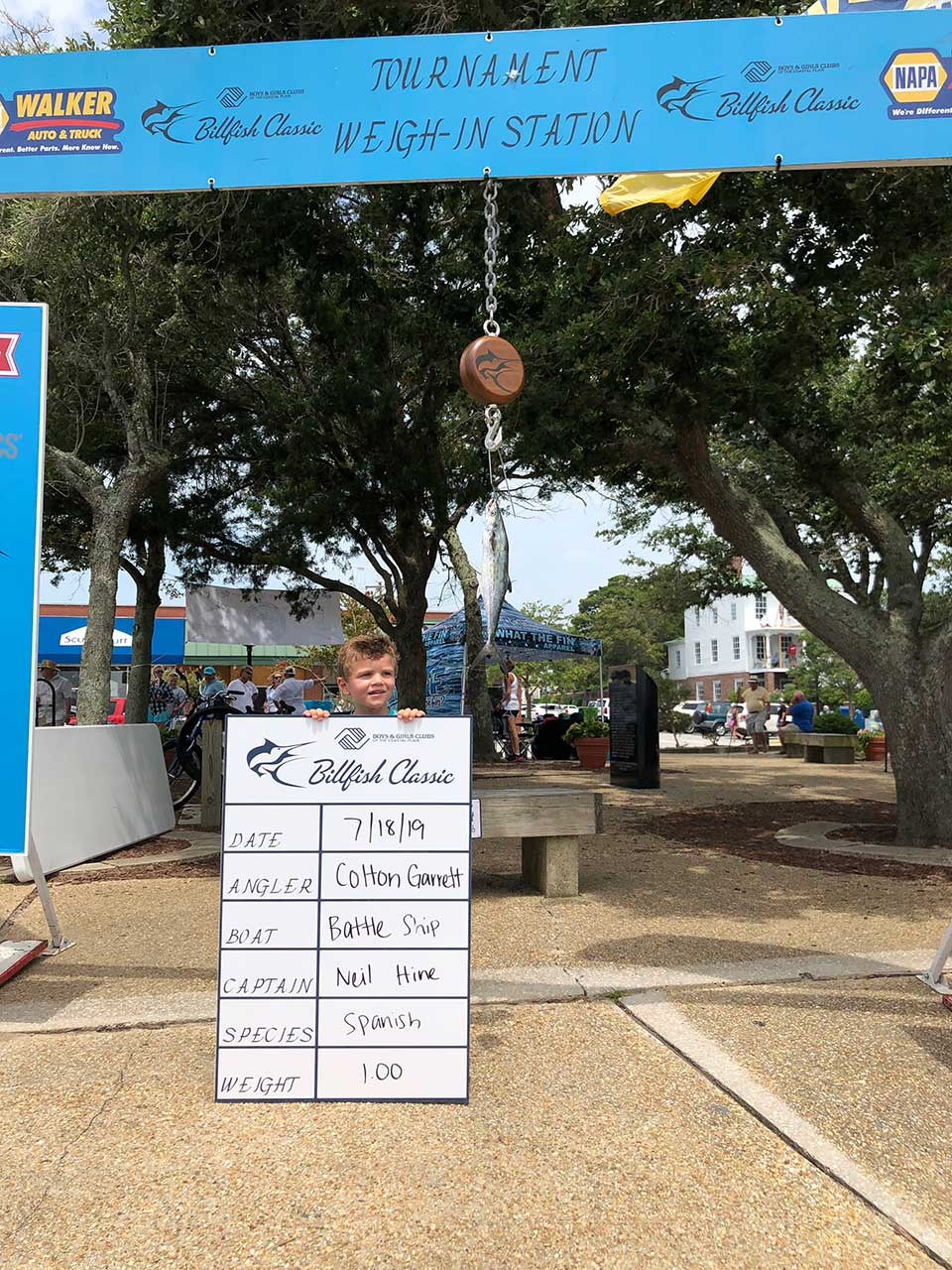 2019 Billfish Classic Tournament