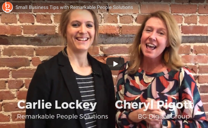 Small Business Tips with Remarkable People Solutions